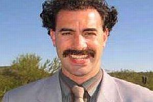 'Borat', bu kez Sherlock Holmes oluyor.11579