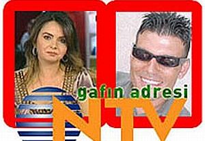 NTV muhabiri 'Sivas olayını kutlama töreni' dedi.17783