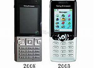 Sony Ericsson'dan eski klasiklere yeni soluk.12026