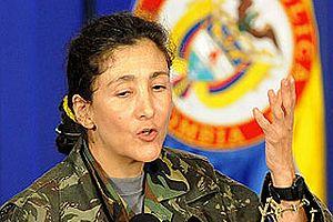 FARC'ın en ünlü rehinesi artık serbest.19455
