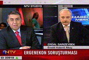 Albay NTV'yi panikletti.17263