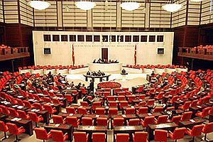 Meclis Genel Kurulu'nda söz düellosu.30064