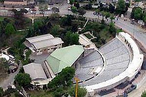 Harbiye Açık Hava Tiyatrosu yenileniyor.23157