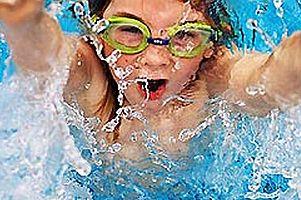 Yüzerken krampa dikkat.23750