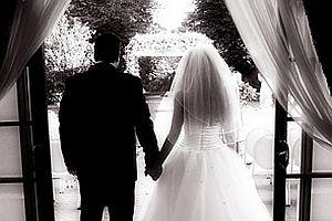 Evlilik �akas� ger�ek oldu .16829