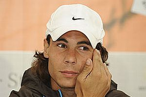 Nadal Mercedes Kupası'ndan çekildi.10753
