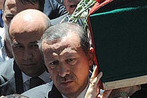 Erdoğan, Özal ve Menderes'in kabrinde dua etti.15338