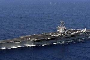 ABD Donanması Körfez'de tatbikat yapıyor.10128
