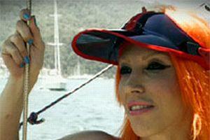 Hande Yener, Eurovision'a talip.12671