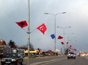 Türk askeri, Kosova'da 9. yılını kutladı.9367