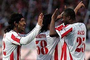 Sivasspor 90+2' de gülebildi.17432
