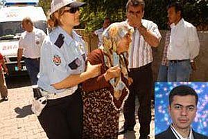 Şehit polis görevine 15 gün önce başlamıştı.20094