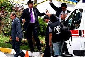 Terörist Kargın'ın evinde saldırı krokisi bulundu.21722