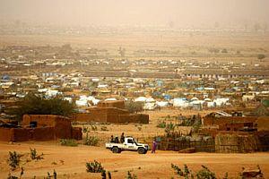 Darfur'da Barış Gücü'ne saldırı: 7 ölü.16318