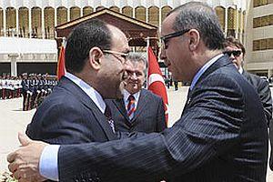Başbakan Erdoğan'ın kritik Irak ziyareti.20804