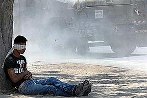 Hamas, �srail'e roket atanlar� tutuklad�.15242