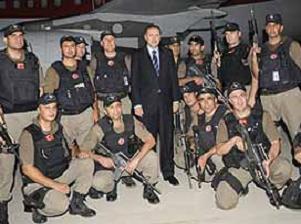 Erdoğan'ı Irak'ta koruyan özel tim.18183