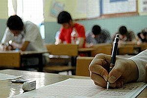 Çocuklar sınav stresinden hayal kuramıyor.14910