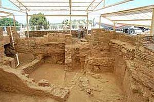 Beş bin yıllık kentte 154 yıldır kazı yapılıyor.18120