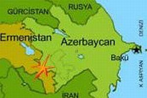 Azeri-Ermeni sınırında ateşkes ihlalleri.12504