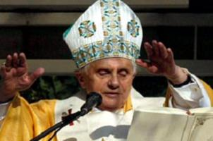 Papa 16. Benediktus'tan tarihi özür.11922