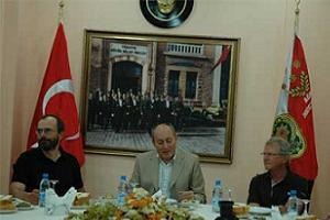 Alman Dağcılar: Türk makamlarına minnettarız.12878