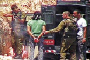 İsrailli işkenceci asker serbest bırakıldı.15947