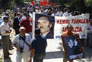 Kemal Türkler anıldı.16091