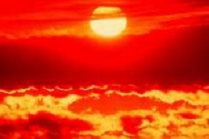 Adana'da hissedilen sıcaklık 45 derece.8021