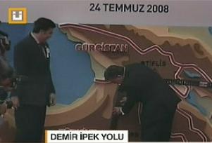 'Demir İpek Yolu' canlanıyor.9948