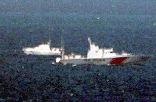 Balıkçı teknesi havaya uçtu.14045