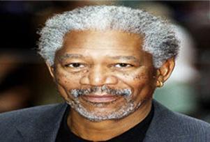 Morgan Freeman ağır yaralandı.11750
