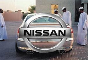 Nissan, Arap dünyasını çok kızdırdı.14067