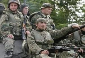 Rus askerleri Poti'den çekiliyor.15436