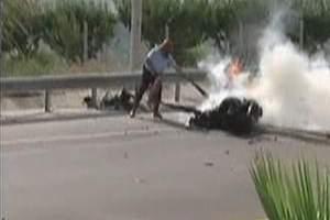 Patlamada yaralanan polislerin kimlikleri.7833