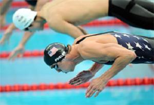 Phelps esrar piposuyla yakalandı.11082