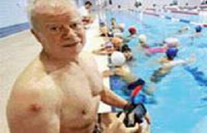 Rodos'tan Marmaris'e yüzecek.11058