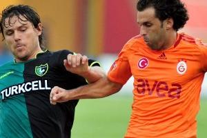 Galatasaray, Denizlispor'u 4'ledi!.12883