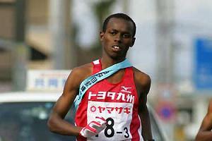 Wanjiru olimpiyat rekoru k�rd�.11103