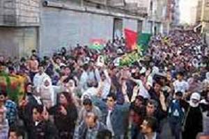 Terörist cenazesi PKK mitingine döndü.16306