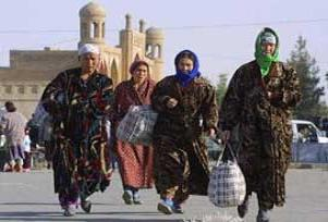 Özbekistan'da af ilan edildi.14093