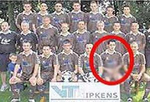Türk futbolcu öyle bir hareket yaptı ki....19983