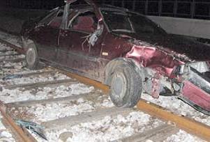 Samsun'da feci kaza: 1 ölü.15221