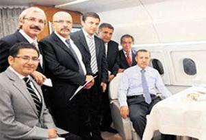 Başbakan Erdoğan: 'Gül oyun bozdu'.13405