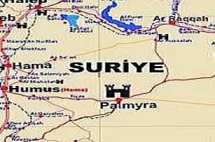 Irak ile Suriye buzları eritiyor.18882