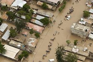 Haiti'de 4 ayrı kasırga: 326 ölü.17081