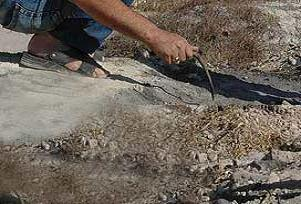 Dokunanı yakan gizemli arazi.20072