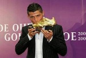 Altın Ayakkabı Ronaldo'nun.9203