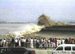 Kumlar tsunamilere ışık tutuyor.12010
