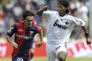 Milan, Genoa'ya 2-0 yenildi.14394